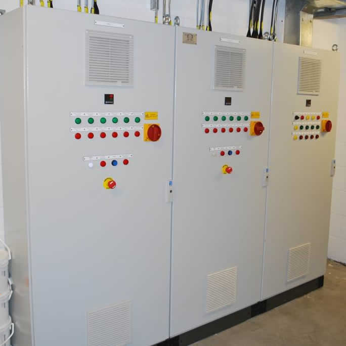 Acoustic Electrical Services - control panels